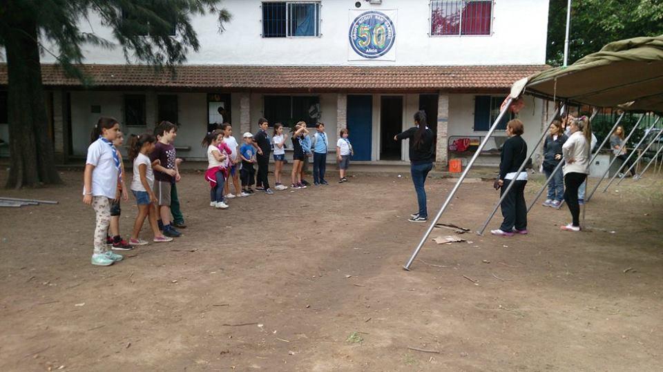 Domingo de Ramos - Servicio con La Manada