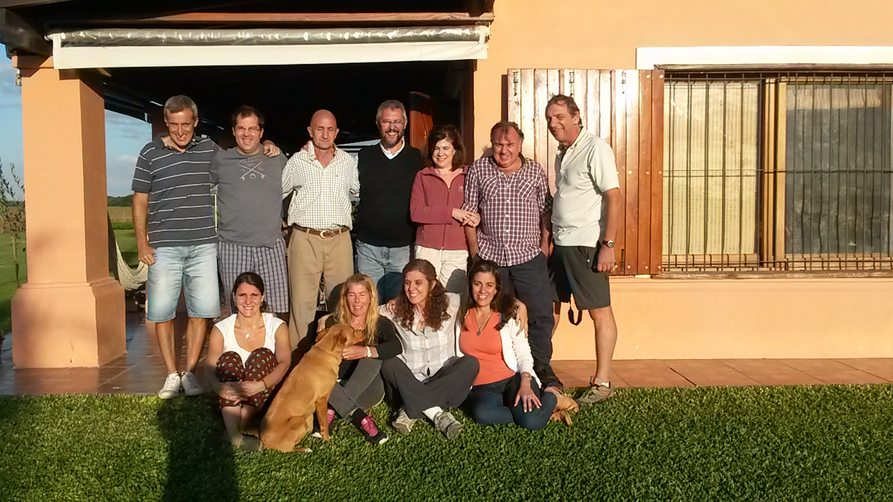 Los coordinadores de la Pastoral Familiar