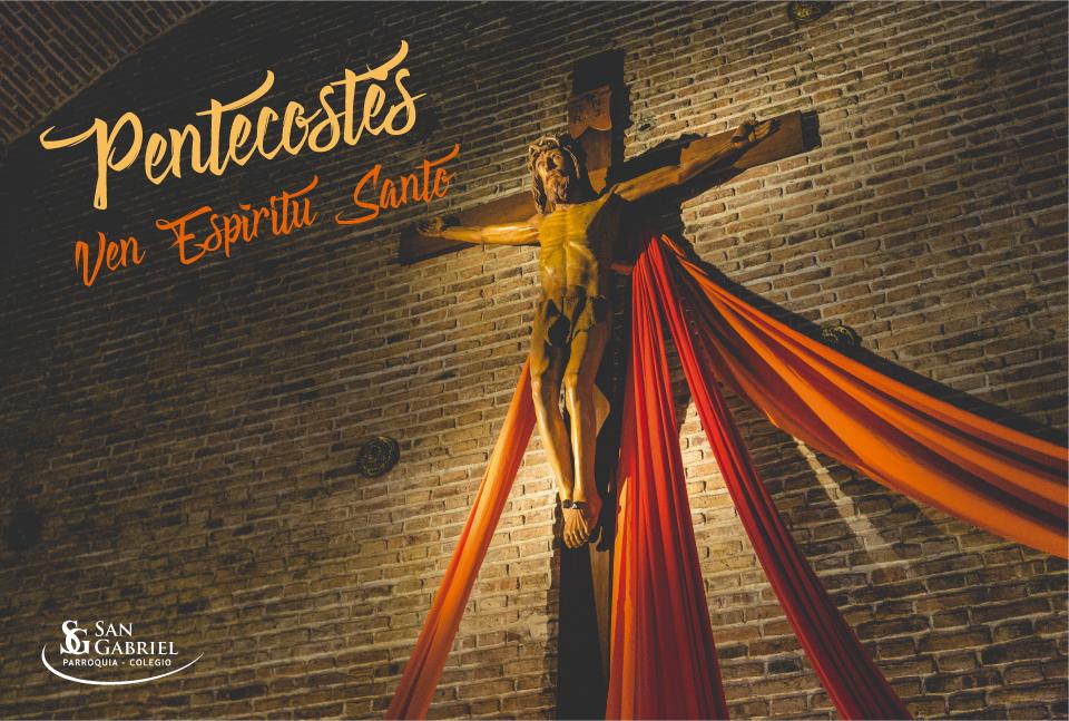 Pentecostés - 20 de mayo